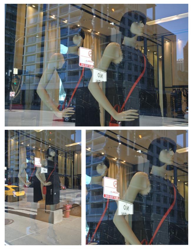 Sideways Styled:  Classic Chanel