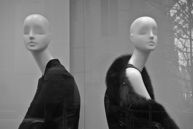 Max Mara:  Distinction In Black & White