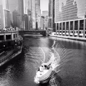Chicago In February:  Unexpected Delights On The Chicago River
