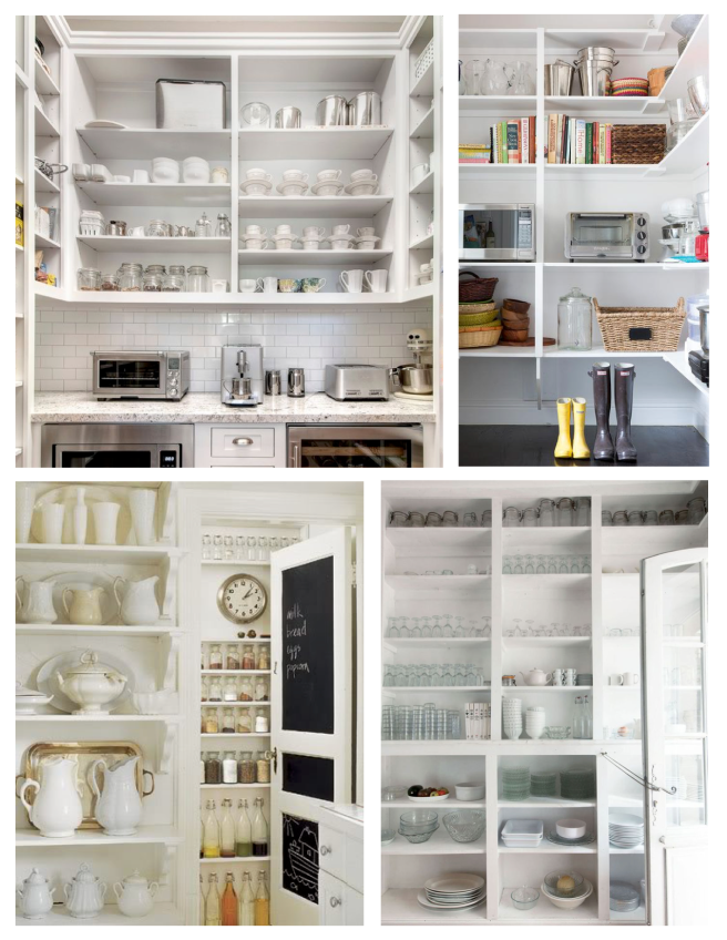 The Pantry:  Everything On View